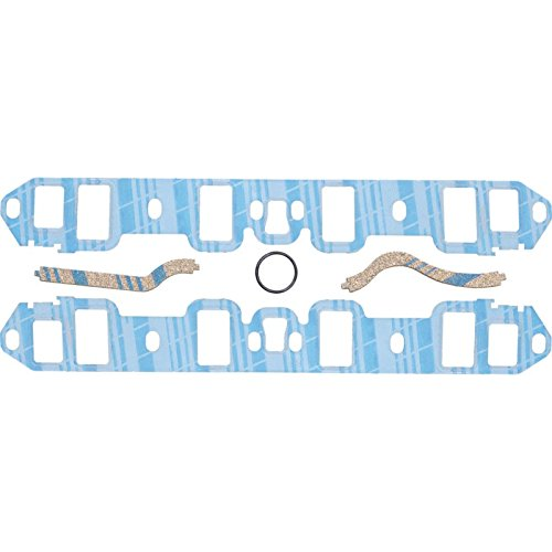MACs Auto Parts 44-45068 Ford Mustang Intake Manifold Gasket Set - 260 Or 289 Or 302V-8 Except Boss - Except Hi-Po