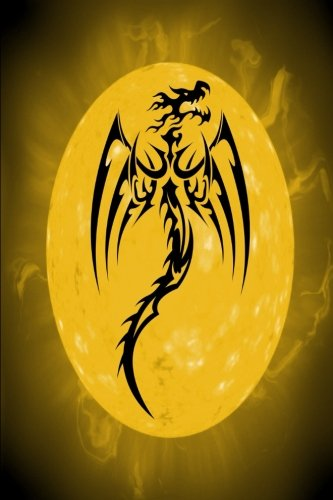 fantasy-journal-fire-dragon-yellow-100-page-6-x-9-ruled-notebook-inspirational-journal-blank-noteboo