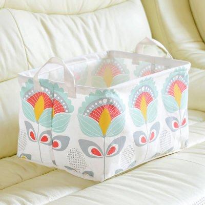Saint kaiko plegable Cestas de algodón para colada (Caja para guardar habitación de los Niños