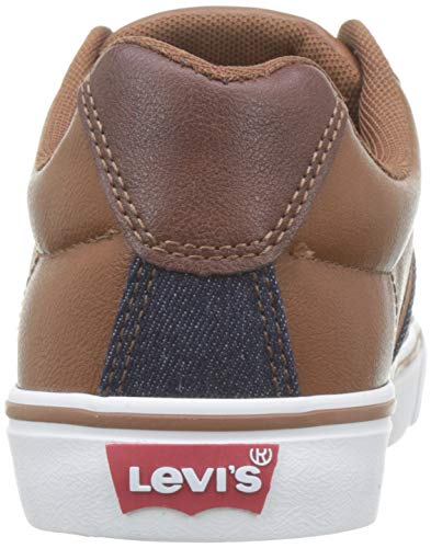Homme Levi's brown Baskets Marron Turner 28 RwwZqUzx1