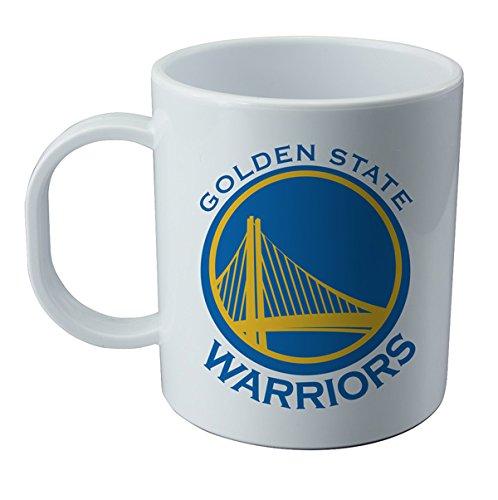 Tazza y sticker dell' Golden States Warriors - NBA Wallp