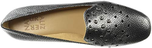 Emiline Women's Flat Naturalizer 4 Silver Loafer 6YW5qBg