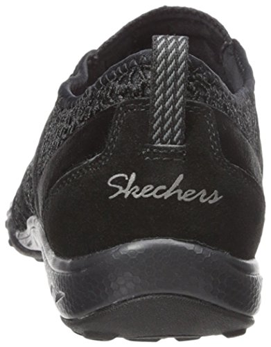 Skechers Breathe-easy meadows - Zapatillas Mujer Negro - negro