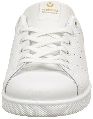 Deportivo adulte Sneakers Basket Piel Multicolore Multicolor mixte Victoria Basses dfPTwxdYq