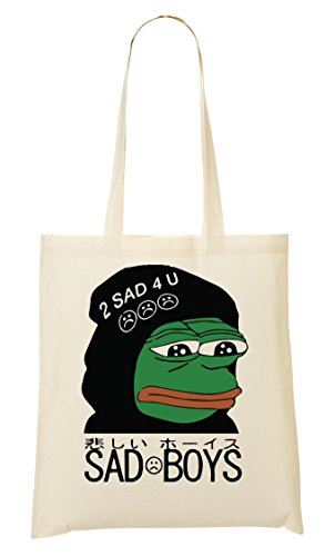 Cp Sad Club Frog draagtas boodschappentas 4 2 The Boys U AxAZwPHq
