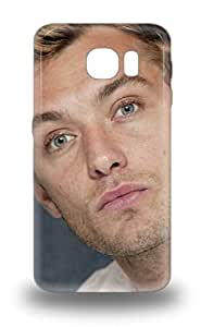 New Style 4472153M27864044 Tpu Fashionable Design Jude Law The United Kingdom Male Cold Mountain Rugged Case Cover For Galaxy S6 New