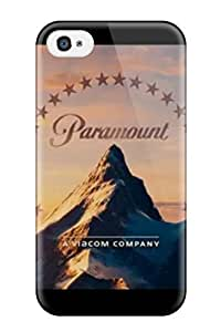 iphone covers Hot Snap-on Paramount Logo Hard Cover Case/ Protective Case For Iphone 5 5s