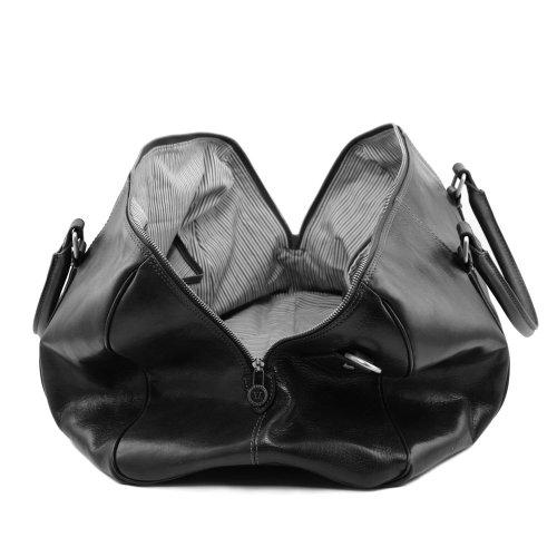 beige Damen Tuscany Beige Schultertasche Leather q07wx7