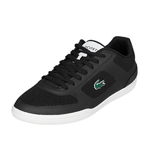 Lacoste Hombres Calzado / Zapatillas de deporte Court Minimal Sport 117 1 negro