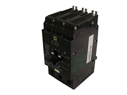 SCHNEIDER ELECTRIC EDB34030 Miniature Circuit Breaker 480Y/277-Volt 30-Amp Electrical Box by Schneider Electric