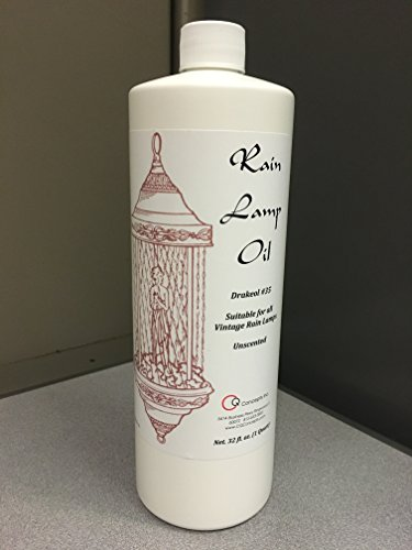 Rain Lamp Oil - 32 Ounce - Unscented ()