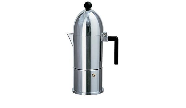 Amazon.com: Alessi A9095/6 B La Cupola Espresso Maker With ...