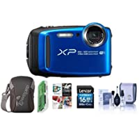 Fujifilm FinePix XP120 16.4MP Digital Camera, 5X Optical...