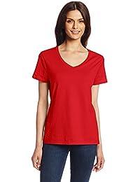 Women's Short Sleeve Nano-T V-Neck Tee