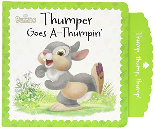 - Disney Bunnies Thumper Goes A-Thumpin'