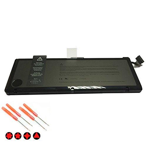 (LQM 7.3V 95Wh New Laptop Battery for Apple MacBook Pro 17