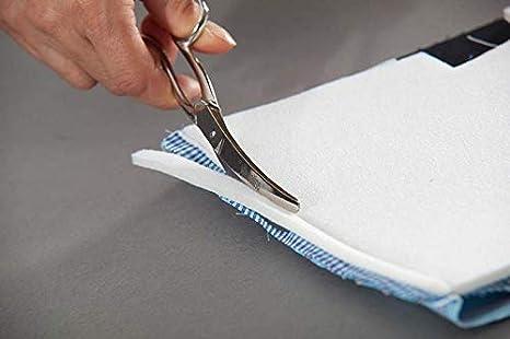 n/ähbarer Schaumstoff aus Sythetischen Materialien mit hoher Abriebfestigkeit Volumenvlies Style-Vil laminierter 0,72 m x 3 m f/ür kreative N/ähverarbeitungen mit dreidimensionalen Effekte
