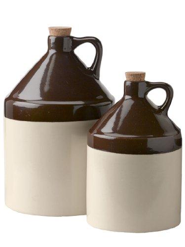One Gallon Jug - Brown Jug