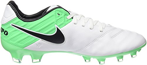 Green Tiempo Herren NIKE electro Weiß Ii Black White Fußballschuhe Legacy Fg qvU5R