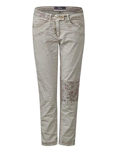 11276 Para Cecil Cream Mujer Beige cashew Pantalones CaZ7xn6
