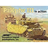 PzKpfw III in Action, Bruce Culver, 0897471997