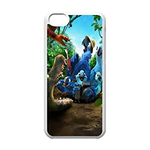Rio SANDY0008468 Phone Back Case Customized Art Print Design Hard Shell Protection Iphone 5C