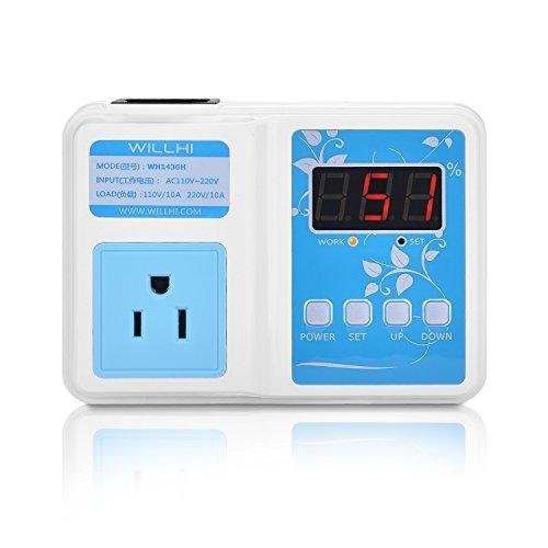 humidity sensor dehumidifier - 1