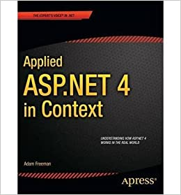 Book Applied ASP.NET 4 in Context (In Context)- Common