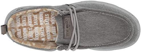 Fabric Madden Sneaker 5 Harbour Us Men's Steve 11 Grey M uPkXiTOZ