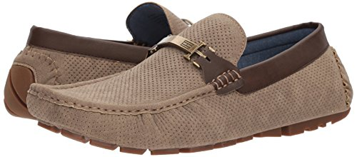 49c576eec3c589 Tommy Hilfiger Alvins Men s Slip on 8 Sand brown for sale online
