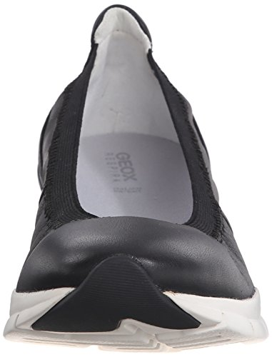 Blackc9999 Bailarinas Negro Geox Sukie C D Mujer nf6nOBYqw