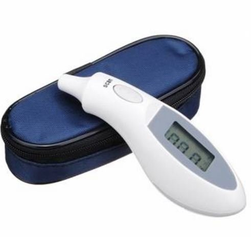Pro Ear 2000 Mask (Portable Adult Baby Digital Infra-red Ear Thermometer by STCorps7)