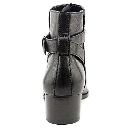 Marc Fisher razzle, Chelsea Stiefel Frauen, Pumps rund Black Multi Leather
