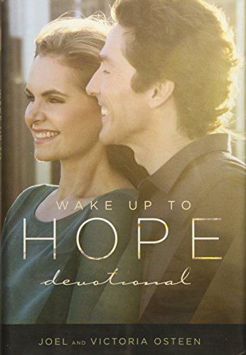 Wake Up to Hope: Devotional (Joel And Victoria Osteen Word Of The Day)