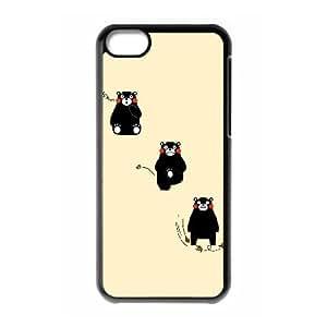 Custom Kumamon Case Cover , Creative Designed For iPhone 5C