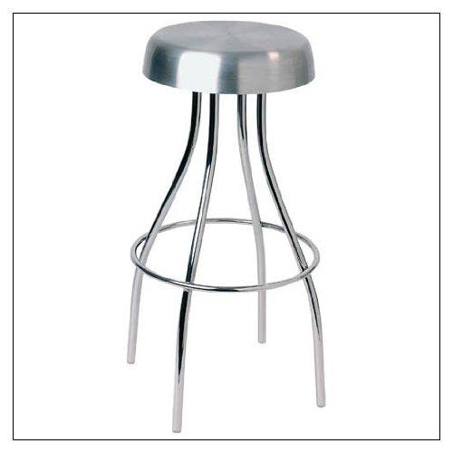 30' Chrome Bar Stool (Offi & Co. Jim Barstool 30'')
