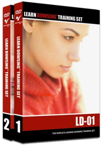 Learn Dowsing 2-DVD Set