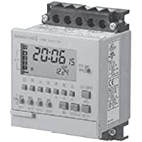 OMRON H5S-WFA2 Digtal Time Swich (100 to 240VAC)(Control cycle Weekly)(2 circuits output)(Surface mounting) NN