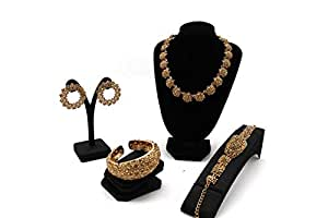 Jewelry Sets For Women - Necklace Earring and Bracelets Set