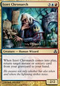 Magic: the Gathering - Izzet Chronarch - Guildpact
