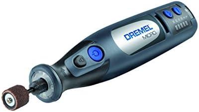 Dremel Micro - 7.2V Inalámbrico Li-Ion Multitool Con 35 Accesorios