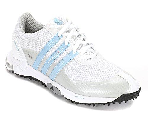 Scarpe Da Donna Adidas W Traxion Lm Fm S 673630, Bianco, 5,5 M Us