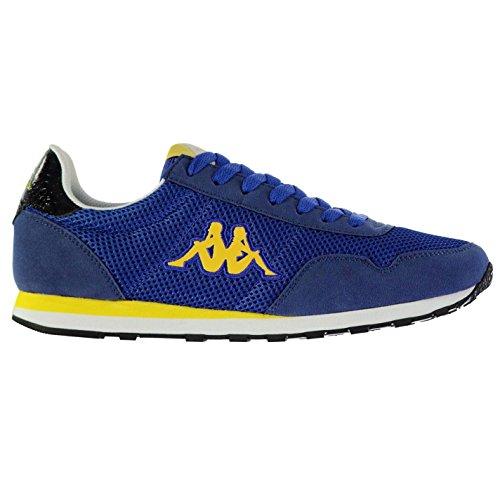 Kappa Neelix Casual Trainer Herren Royal Fashion Turnschuhe Sneakers Schuhe