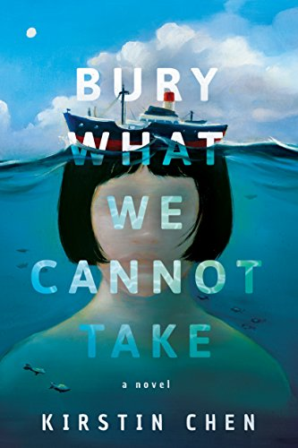 Bury What We Cannot Take: A novel cover