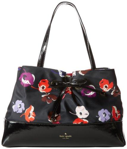 kate spade new york Maryanne PXRU4354 Shoulder Bag,Black/Multi,One Size, Bags Central