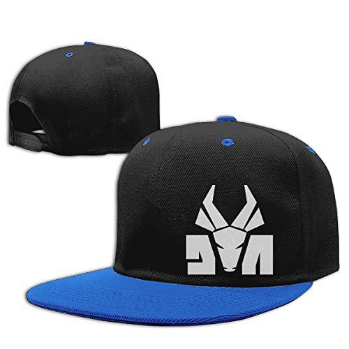 LEILEer Die Antwoord Logo Unisex Contrast Hip Hop Baseball Cap -