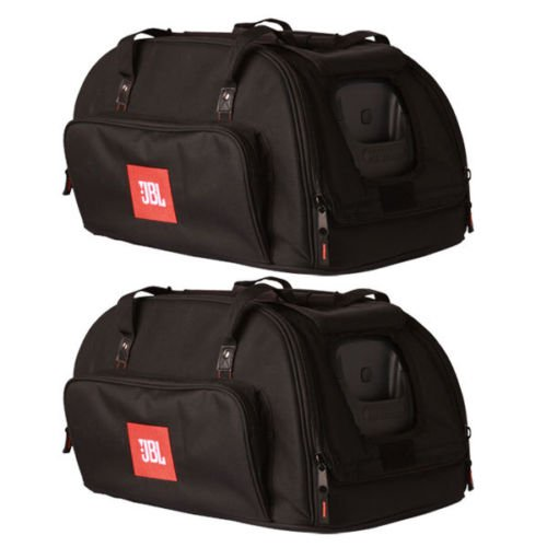 2x JBL EON10 deluxe carry bags for EON 510 Soft Carry Travel Tote Pair by JBL