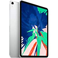 Apple iPad Pro 256GB Wi-Fi Retina Display Tablet with A12X / (Silver)