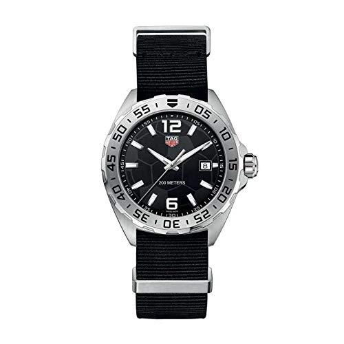 Reloj Tag Heuer Formula 1 - 43 mm Ref. waz1015.fc8198: Amazon.es: Relojes