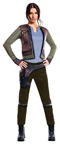 Rogue One: A Star Wars Story Women's Deluxe Jyn Erso Costume, Multi, Medium]()